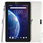 3:45から【タイムセール】10.6型 タブレット PC Android 1G/16G IPSディスプレイ 解像度1366×768 デュアルカメラ Bluetooth搭載 一年間保証&日本語説明書付きが激安特価!