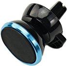 【爆下げ】SYNC 車載ホルダー マグネット式 エアコン吹き出し口 各機能対応 (ブルー)が激安特価!