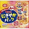 【急げ!】亀田製菓 亀田のにぎやかパック×12袋が激安特価!