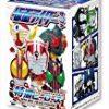 【大幅値下がり!】特撮ヒーローズ 仮面ライダーVol.4 BOX商品 1BOX=15個入り、全16種類(シークレット1種)が激安特価!