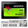 ADATA 960GB 2.5inch SATA SSD ASU650SS-960GT-C 送料込16,800円