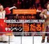 クイズに答えると抽選で1200組2400名様に「ENEOS×DREAMS COME TRUE 30周年前夜祭~ENERGY for ALL~」ライブペアチケットが当たる 9月30日まで