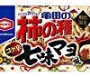 【タイムセール】亀田製菓 亀田の柿の種 コク辛七味マヨ味6袋詰 182g×12袋が激安特価!
