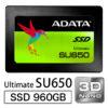 ADATA 960GB 2.5inch SATA SSD ASU650SS-960GT-C 送料込15,980円