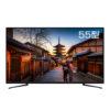 【新発売!】55インチ4K液晶テレビ MAXZEN JU55SK04が54,800円の特価