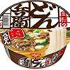 ★【タイムセール】日清 どん兵衛 肉うどん 87g×12個が1,901円!