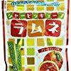 【大幅値下がり!】クリート シャービッキューブラムネブラッドオレンジ味 40g×10袋が激安特価!